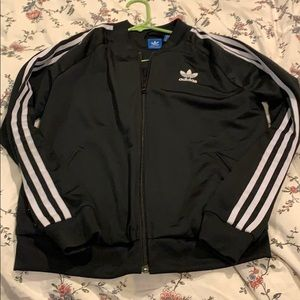Adidas womens track jacket